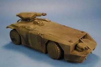 Aliens APC 1:72 Scale GRP Model Kit By Gonzoid
